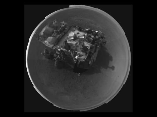 Autoritratto da Marte